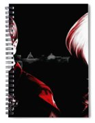 Homeland - Large Size Portraits Spiral Notebook