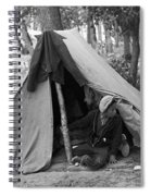 Homeless Boy, 1937 Spiral Notebook