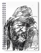 Homeless Spiral Notebook