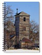 Homer's Pumphouse Spiral Notebook