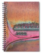 Homestead Chev Spiral Notebook