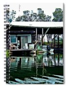 Homesteading On The Delta Spiral Notebook