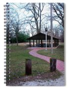 Homewood Izzak Walton Pavilion - Fall Spiral Notebook
