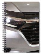 Honda Closeup Spiral Notebook