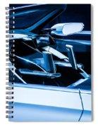 Honda Concept Spiral Notebook