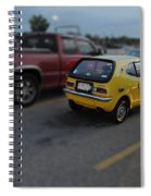 Honda Z600 Spiral Notebook