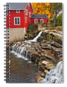 Honeoye Falls 1 Spiral Notebook
