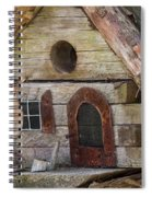 Honey I'm Home Spiral Notebook