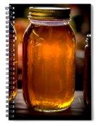 Honey Jar Spiral Notebook