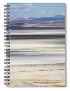 Honey Lake California Spiral Notebook