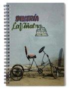 Honey Oh Sugar Sugar  Spiral Notebook