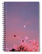 Honeymoon By Jrr Spiral Notebook