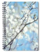 Honeysuckle Blossoms Spiral Notebook