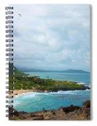Honolulu Hi 10 Spiral Notebook