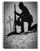 Honor In The Field Spiral Notebook