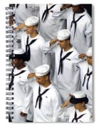 Honors Spiral Notebook