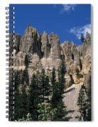 Hoo Doo's Bc Canada Spiral Notebook