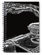 Hood Ornament Spiral Notebook