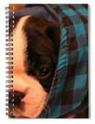 Hoodie Spiral Notebook