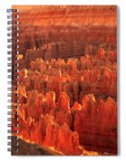 Hoodoos Basin Spiral Notebook