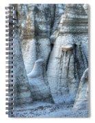 Hoodoos Bisti/de-na-zin 1 Spiral Notebook
