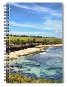 Ho'okipa Beach Park - Maui Spiral Notebook