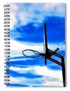 Hoop Dreamz Spiral Notebook