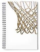 Hoops Anyone Spiral Notebook