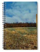 Hoosier Farm Spiral Notebook
