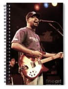 Hootie And The Blowfish Spiral Notebook