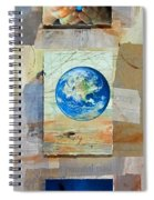 Hope For Humanity Spiral Notebook