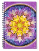 Hope Mandala Spiral Notebook