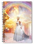 Hope Of Glory Spiral Notebook