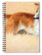 Hopper's Cape Cod Evening -- The Dog Spiral Notebook