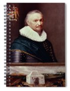 Horace Vere (1565-1635) Spiral Notebook