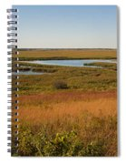 Horicon Marsh Spiral Notebook