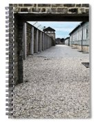 Horror Of History Spiral Notebook