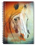 Horse 3 Spiral Notebook