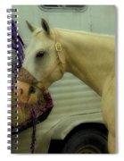 Horse Art 2 Spiral Notebook