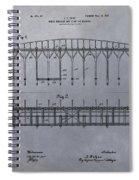 Horse Breaker Patent Spiral Notebook