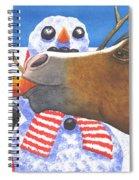 Horse Got Your Nose Spiral Notebook
