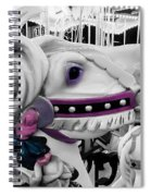Horse Of A Different Color Spiral Notebook