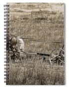 Horse Power Spiral Notebook
