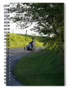 Horse Training Spiral Notebook