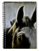 Horse Whispers Spiral Notebook