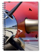 Horsepower  Spiral Notebook