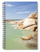 Horseshoe Bay South Australia Spiral Notebook