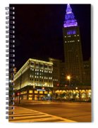 Horseshoe Casino Cleveland Spiral Notebook