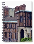 Horseshoe Cloisters Windsor Spiral Notebook
