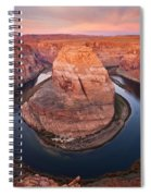 Horseshoe Dawn Spiral Notebook